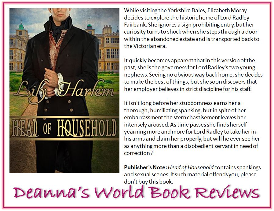 Head of Household by Lily Harlem blurb