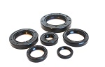 Complete Bottom End Engine Oil Seals Kit Kawasaki KX80 1993 1994 1995 1996 1997