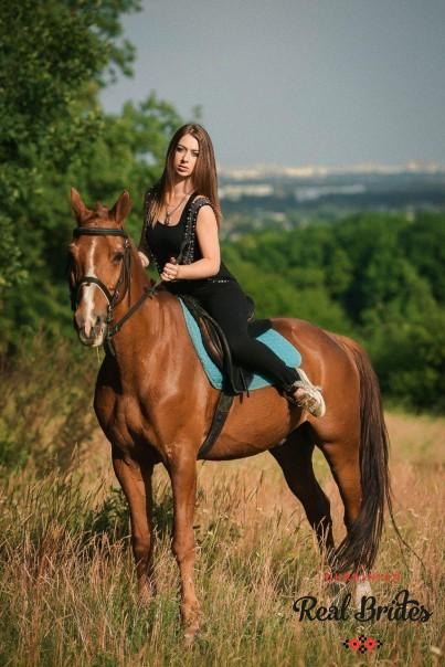 Photo gallery №12 Ukrainian bride Tatjana