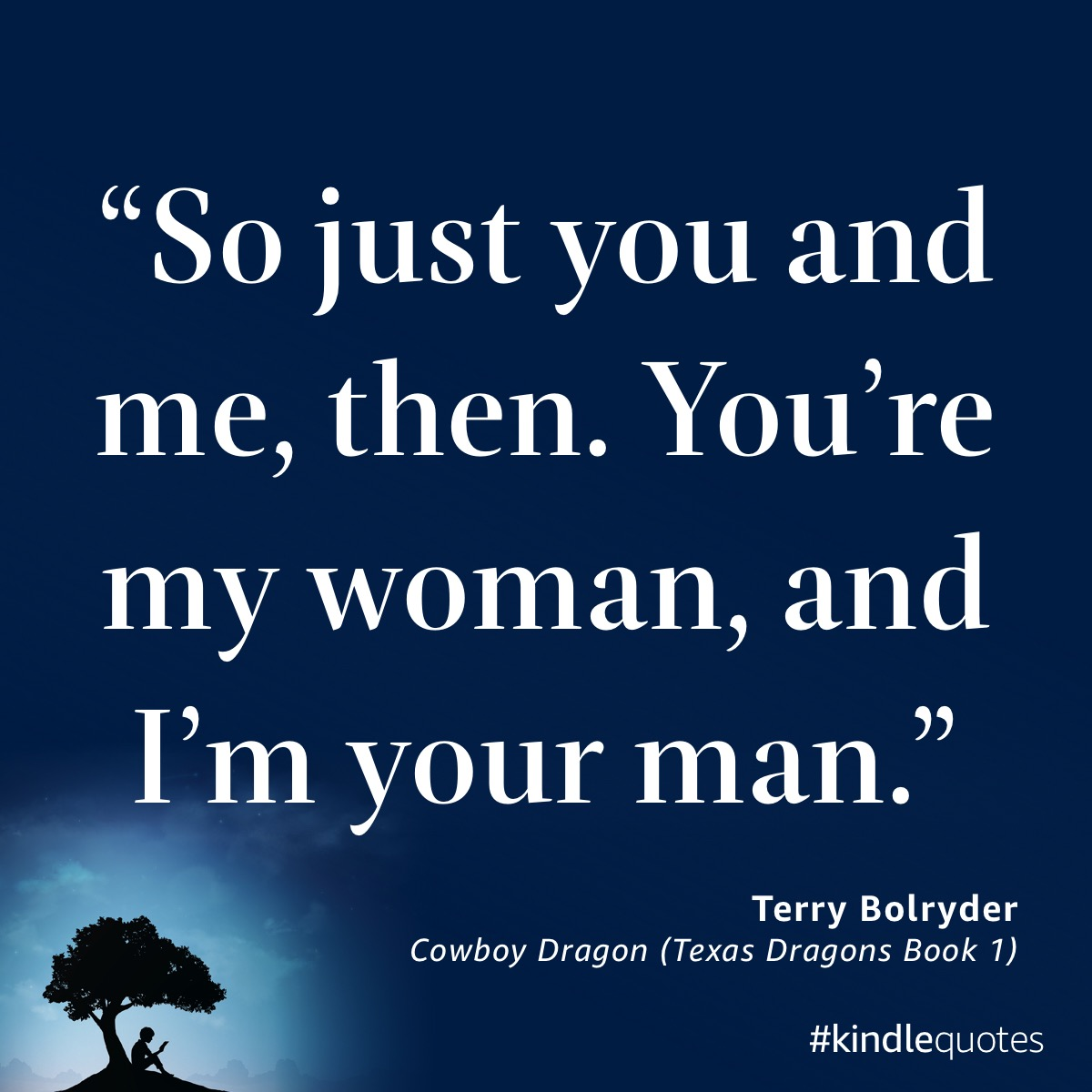 Book quote Terry Bolryder