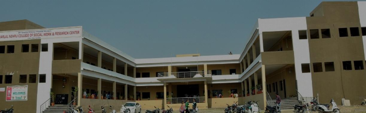 Jawaharlal Nehru College of Social Work, Nanded