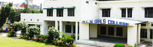 B.L.M. GIRLS COLLEGE