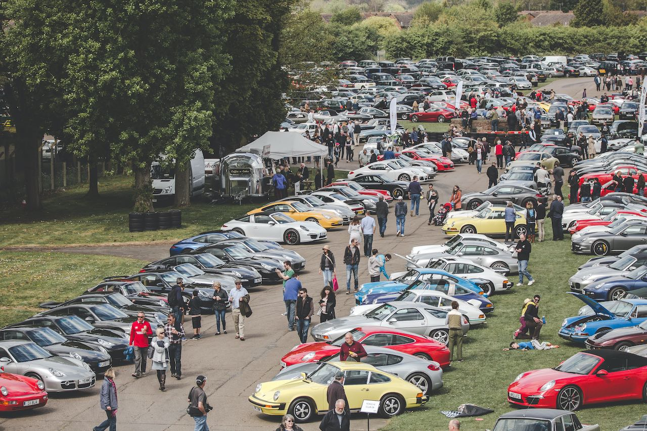 New event The Classic Car Drive-In Weekend set for September