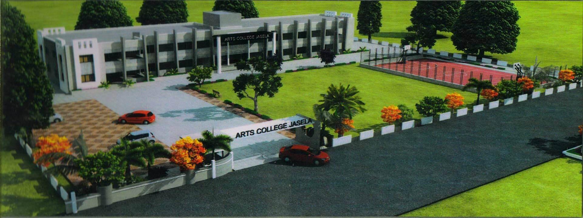 Arts College, Jasela Image