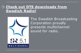 Swedish Radio Surround Downloads