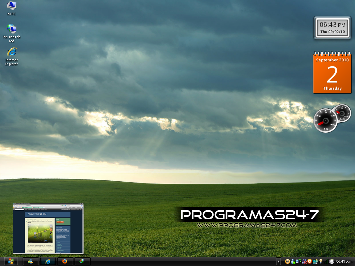 Windows XP SP4 1 Link