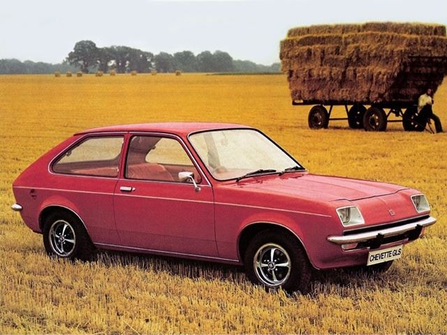 Take to the Road The Vauxhall Chevette: A Great Start In Classic Cars