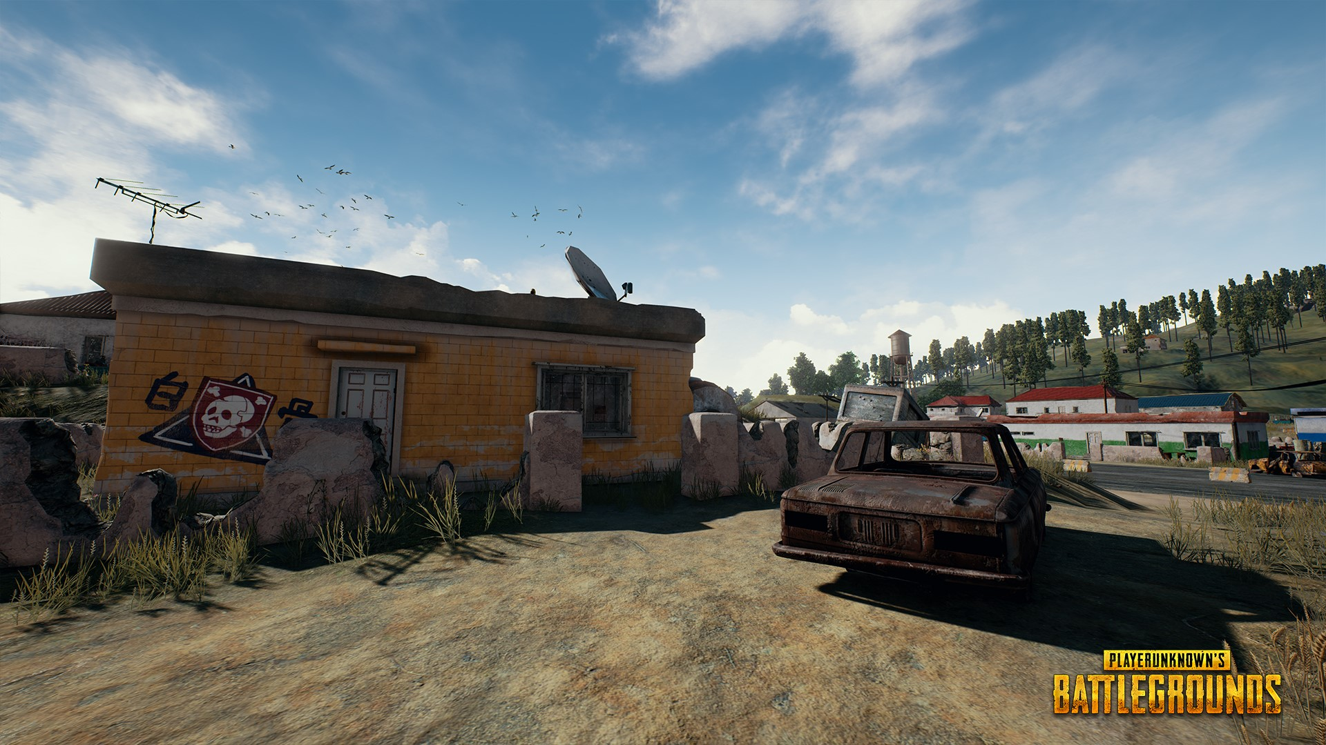 player unknown battlegrounds how to change location