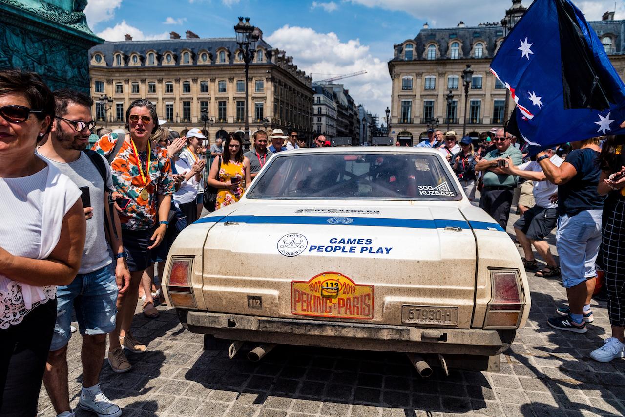 Aussie Grit wins ERA Peking to Paris 2019 Rally