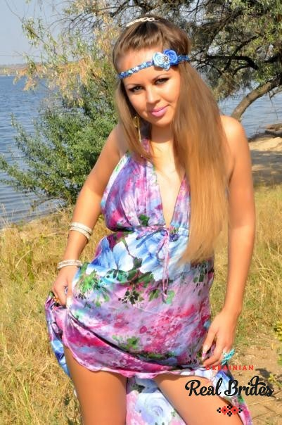 Photo gallery №3 Ukrainian lady Nadezhda