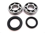 Main Crank Shaft Bearings and Seals Kit Honda CR125R 1987-2007