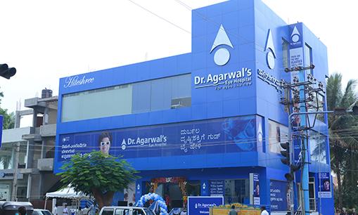 Dr. Agarwal'S Eye Hospital & Eye Research Centre