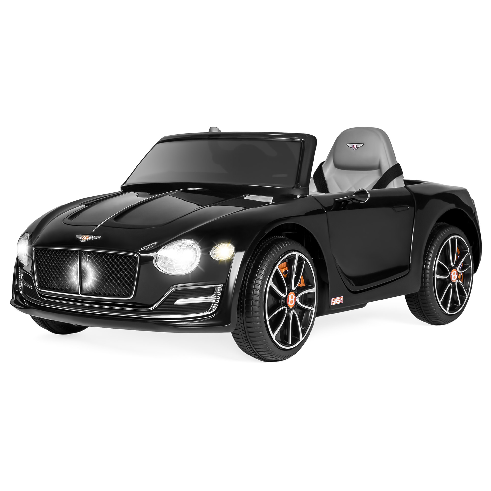 BCP 12V Kids Bentley Ride-On Car w/ Remote Control, 2 Speeds
