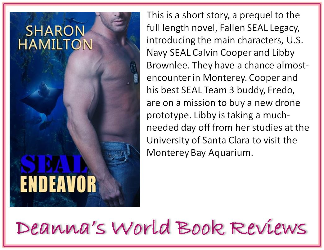 SEAL Endeavor by Sharon Hamilton blurb