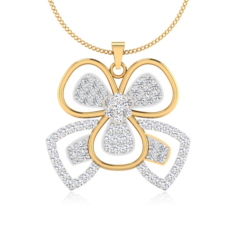 The Endrew Diamond Pendant
