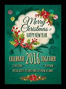 Christmas Party Invitation - 6