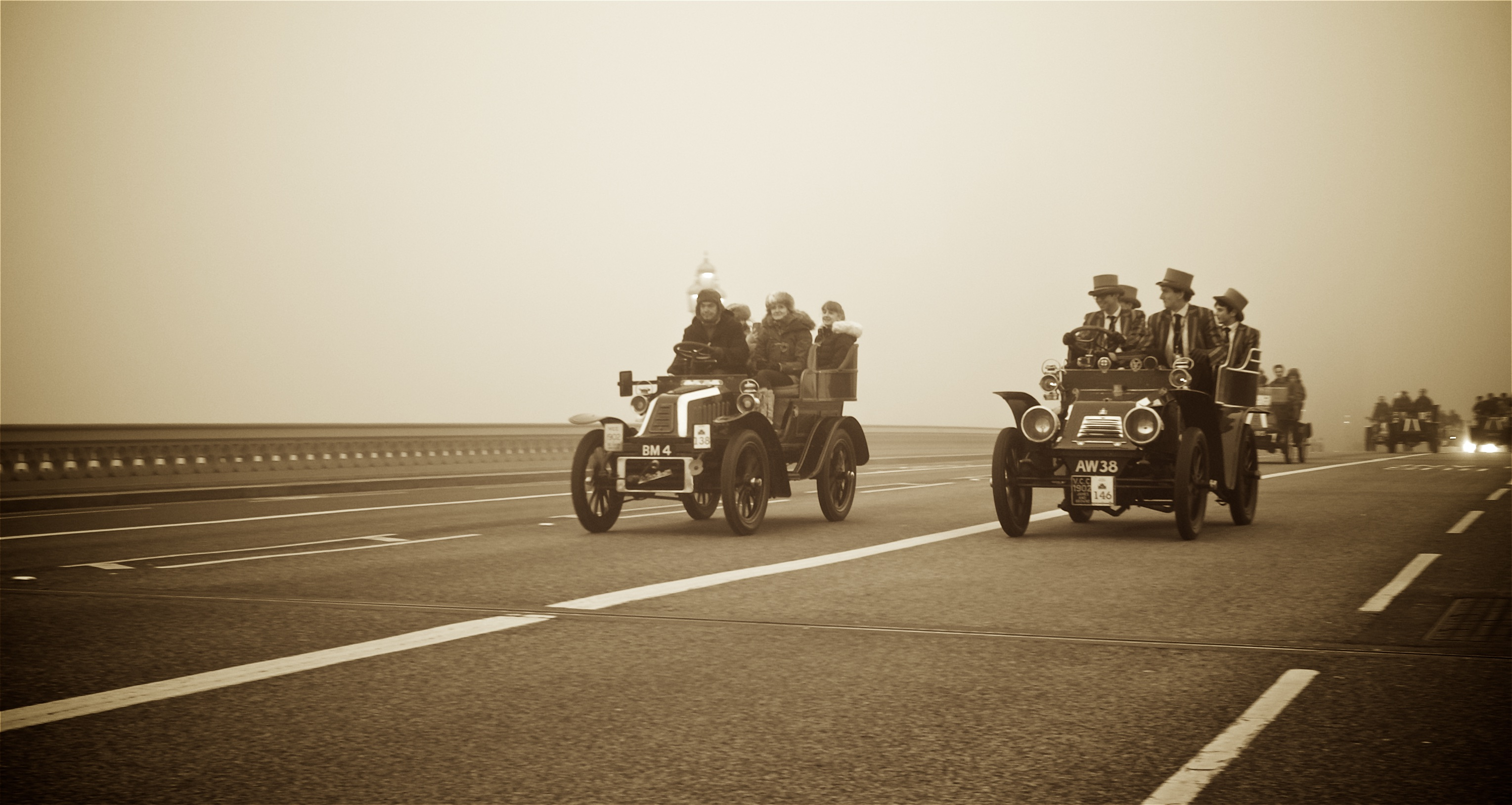 London to Brighton Movember Ride of a Lifetime