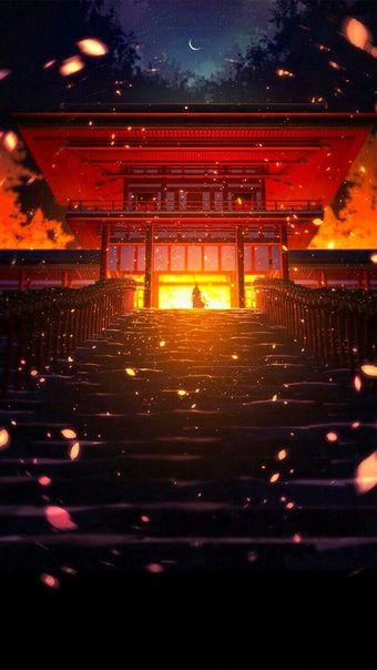 Anime Backgrounds 12