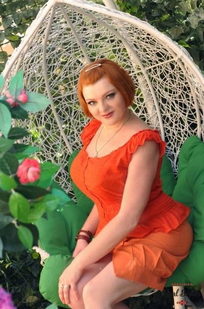Profile photo Ukrainian lady Eugenia