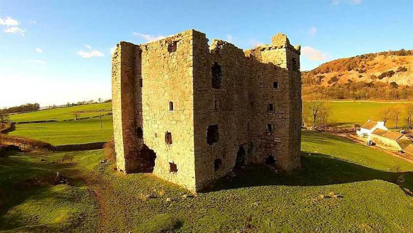 Башня Арнсайд (Arnside Tower)