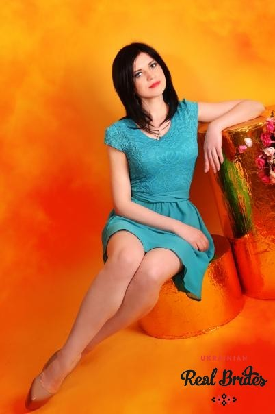 Photo gallery №7 Ukrainian bride Natali