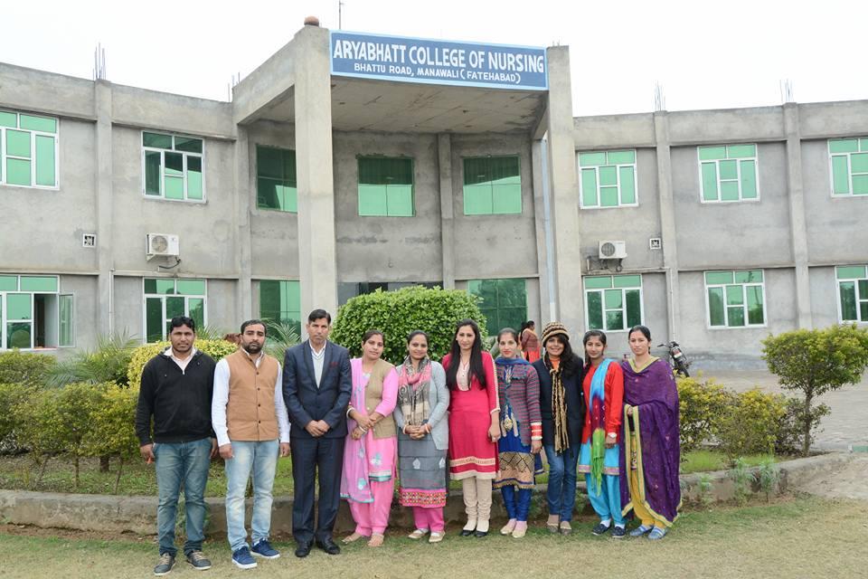 Aryabhatt College Of Nursing