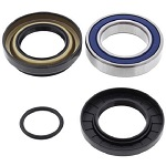 Rear Axle Wheel Bearing and Seals Kit Honda TRX420FA Rancher 4x4 AT 2009 2010 2011 2012 2013