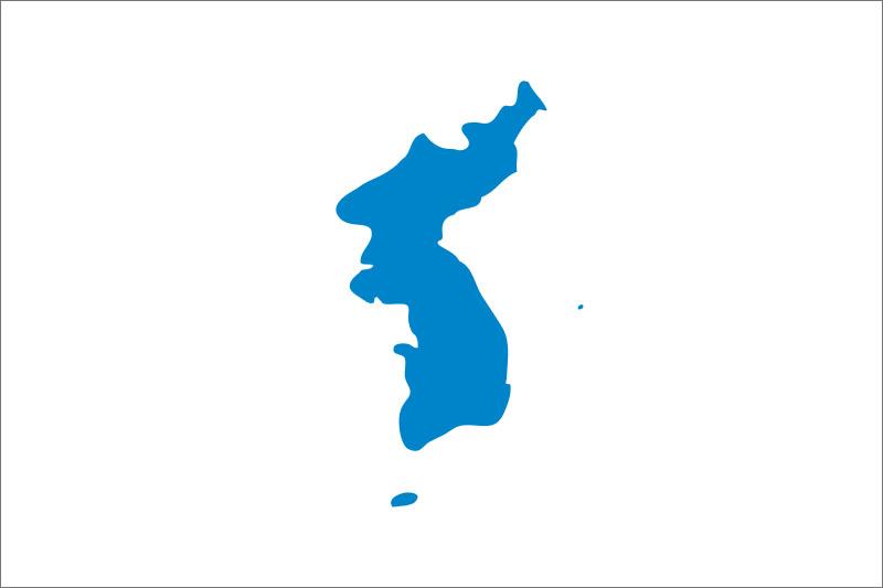 Bandera de la Unificación Coreana