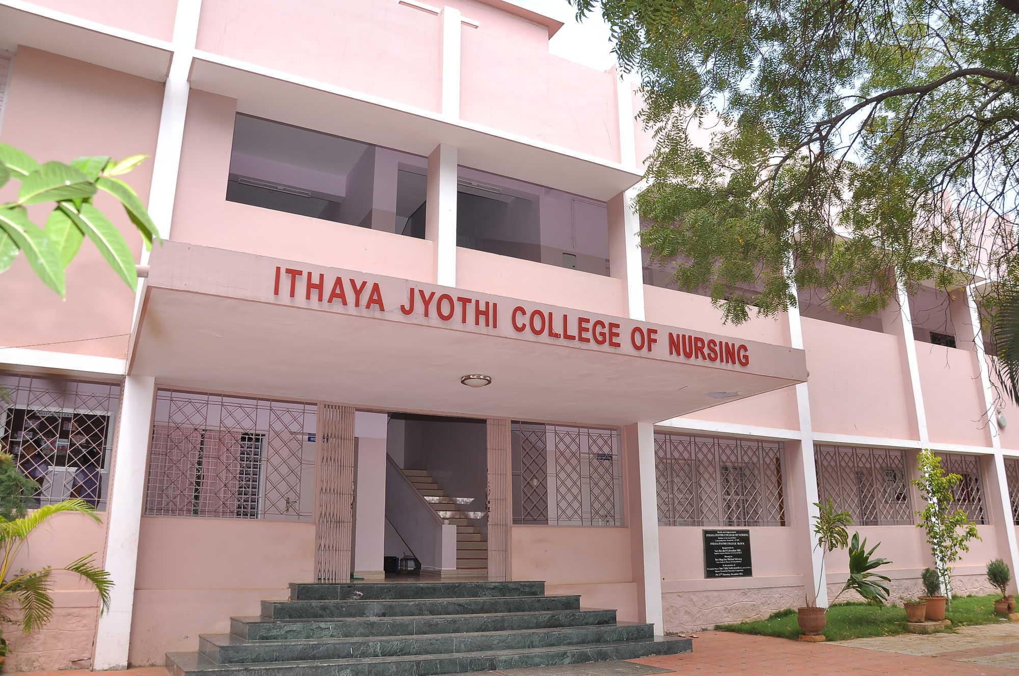 Ithaya Jyothi College of Nursing, Tirunelveli