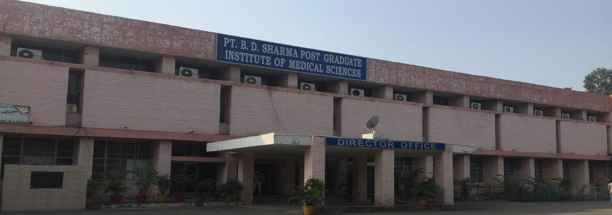 PGIMS (College of Nursing, Pandit Bhagwat Dayal Sharma Postgraduate Institute of Medical Sciences), Rohtak Image