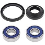 Front Wheel Bearings and Seals Kit Honda XR500R Pro Link 1983 1984