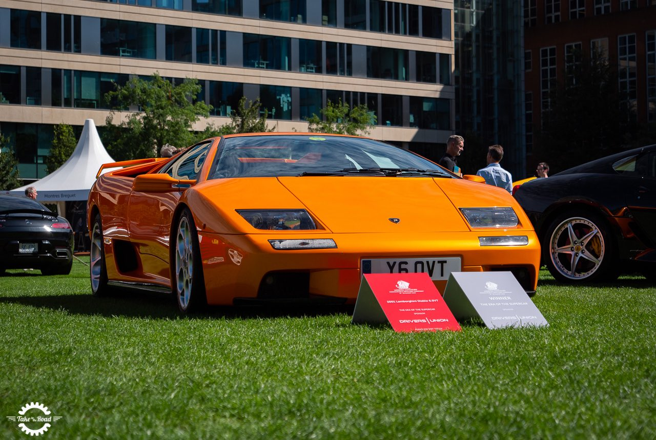 Supercar Day to see out this years London Concours