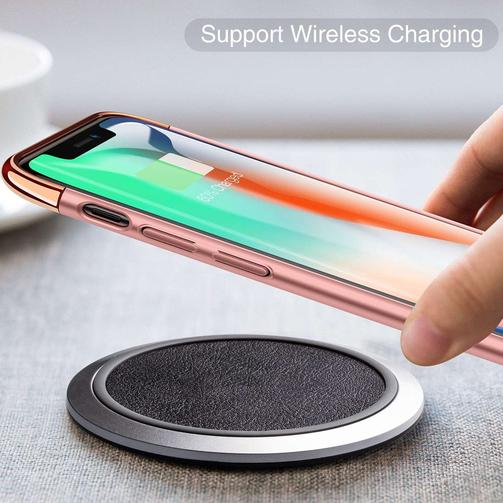 thumbnail 57 - Luxury Matte Case Tempered Glass Cover For Apple iPhone X XS XR Max 10 8 7 6s 6