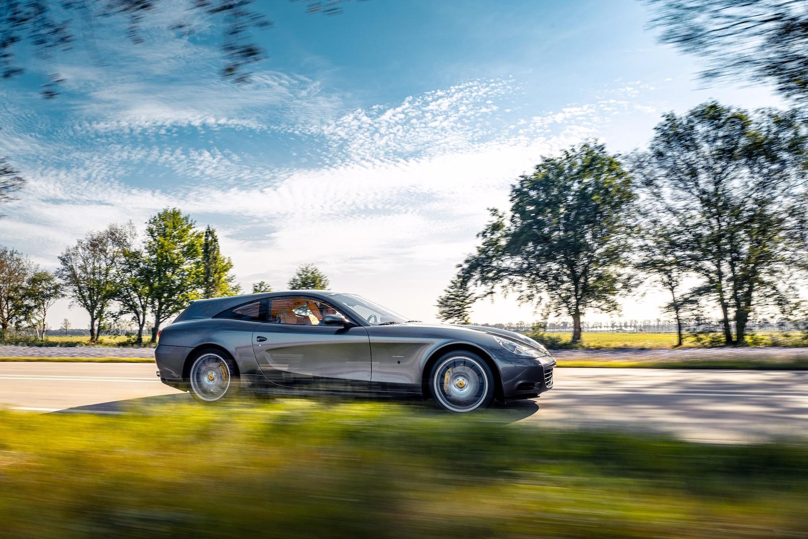 Bonhams to offer rare 2005 Ferrari 612 Shooting Brake
