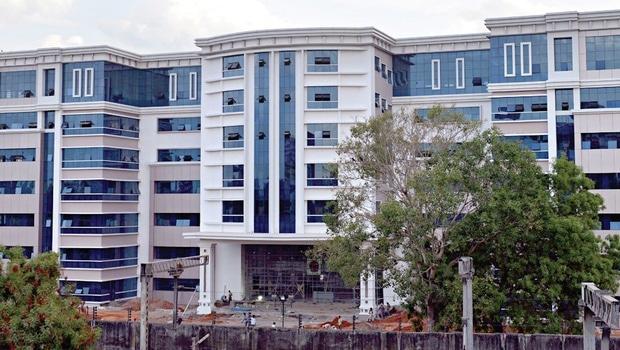 Madras Medical College, Chennai Image