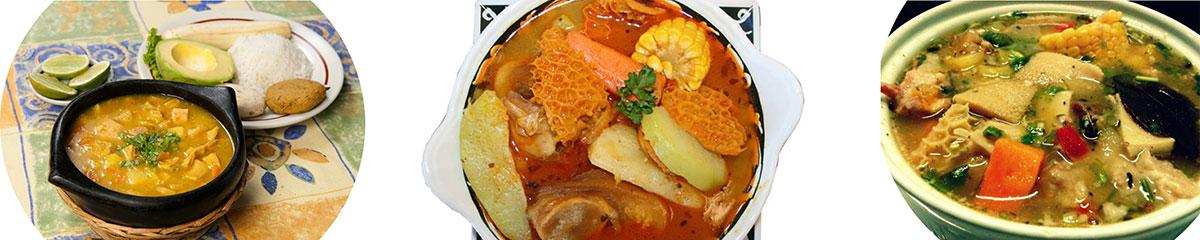 Mondongo (Tripe) Soup