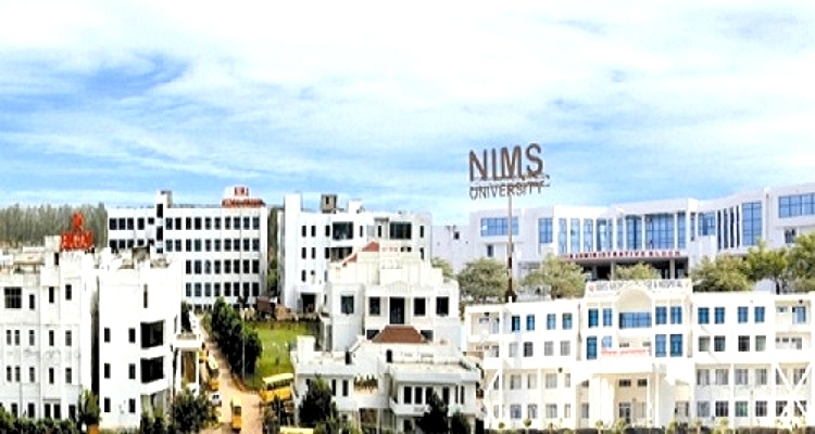Nims School of Paramedical Sciences and Technology Image