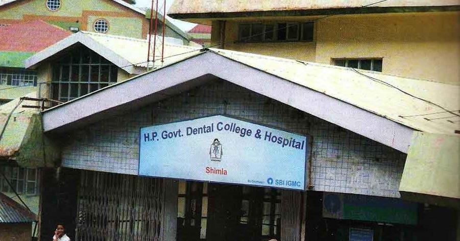 H.P. Government Dental College and Hospital, Shimla