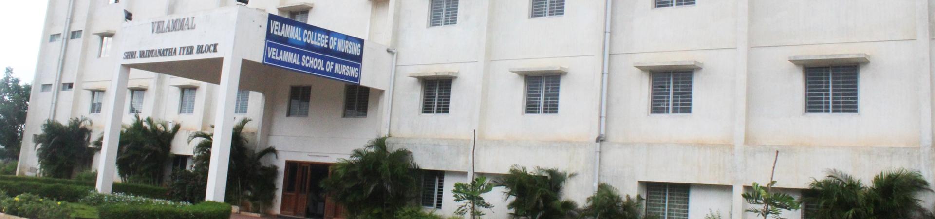 Velammal College of Nursing, Madurai Image