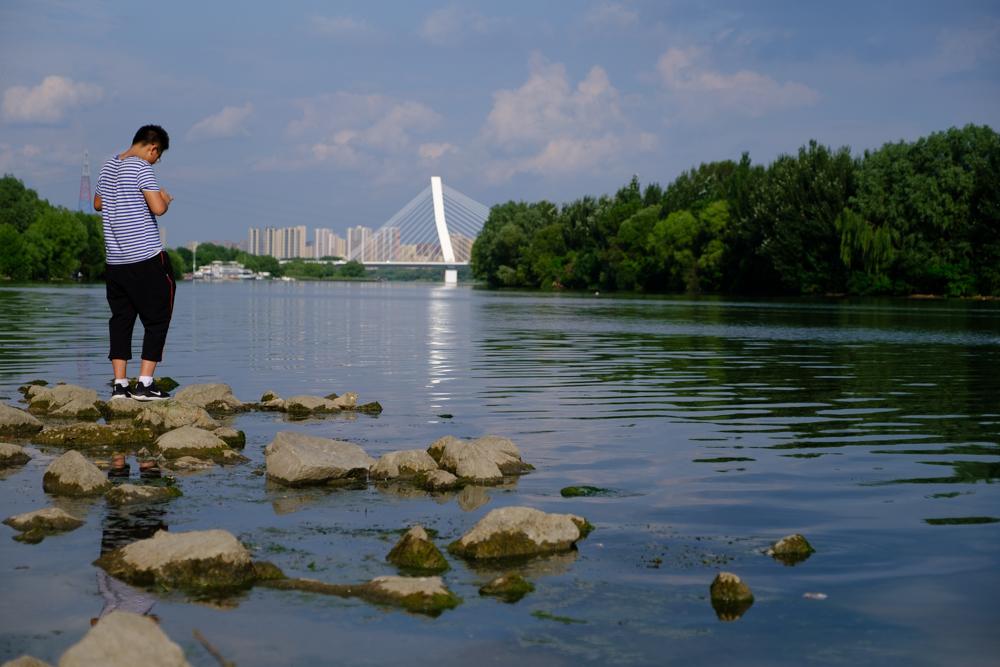 Al het water in de stad geeft Shenyang de sfeer en allures van een bekende Canadese stad.