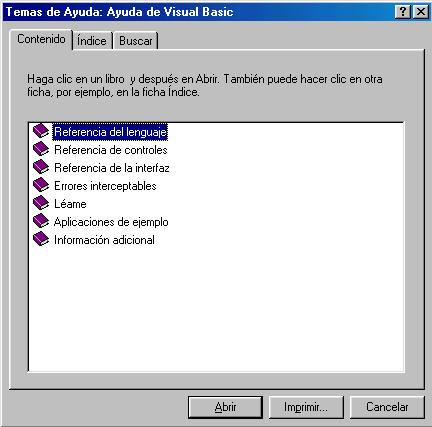 ayuda visual basic