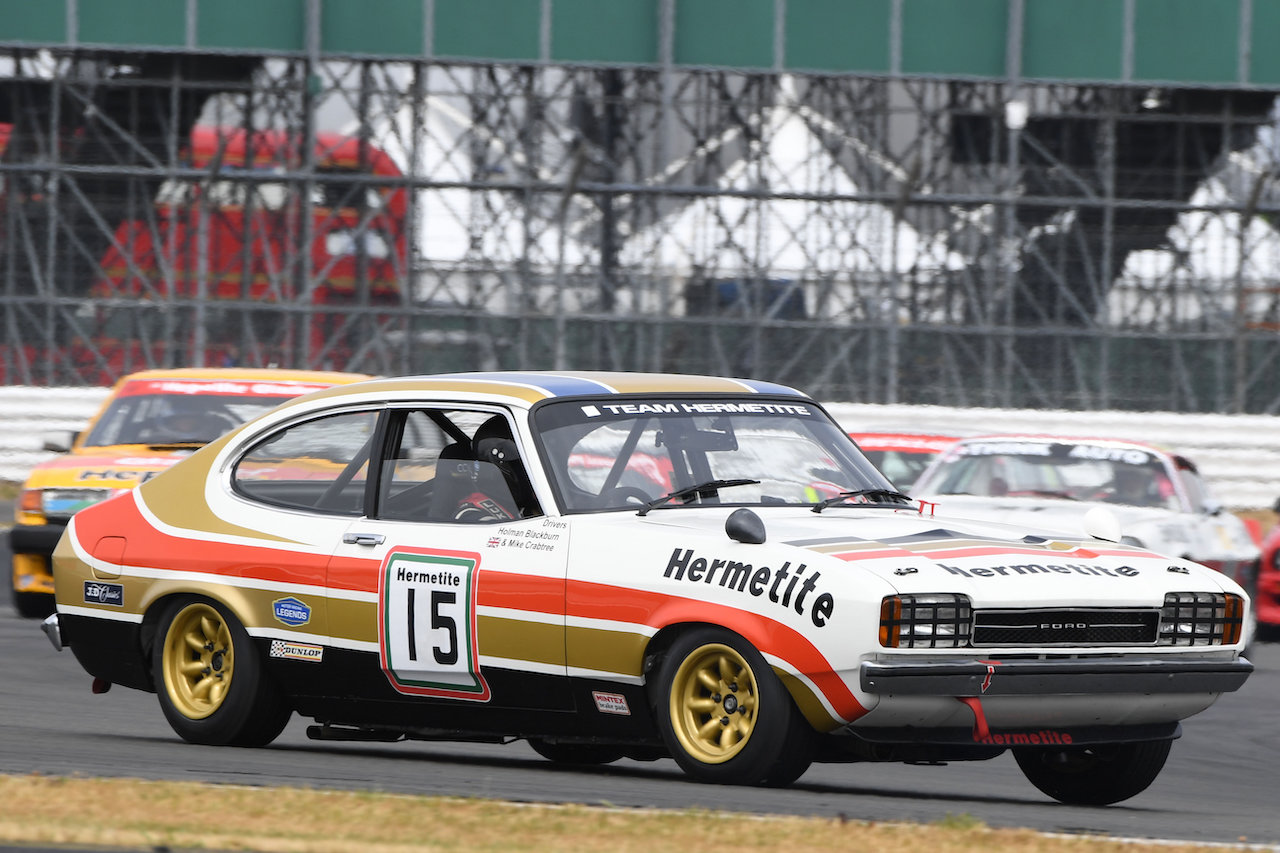 Spicing up 50 Years of the Ford Capri