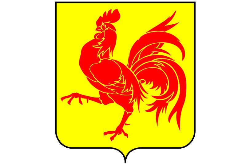Escudo de Valonia