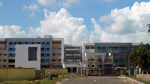 GMCH (Government Medical College and Hospital), Balasore Image