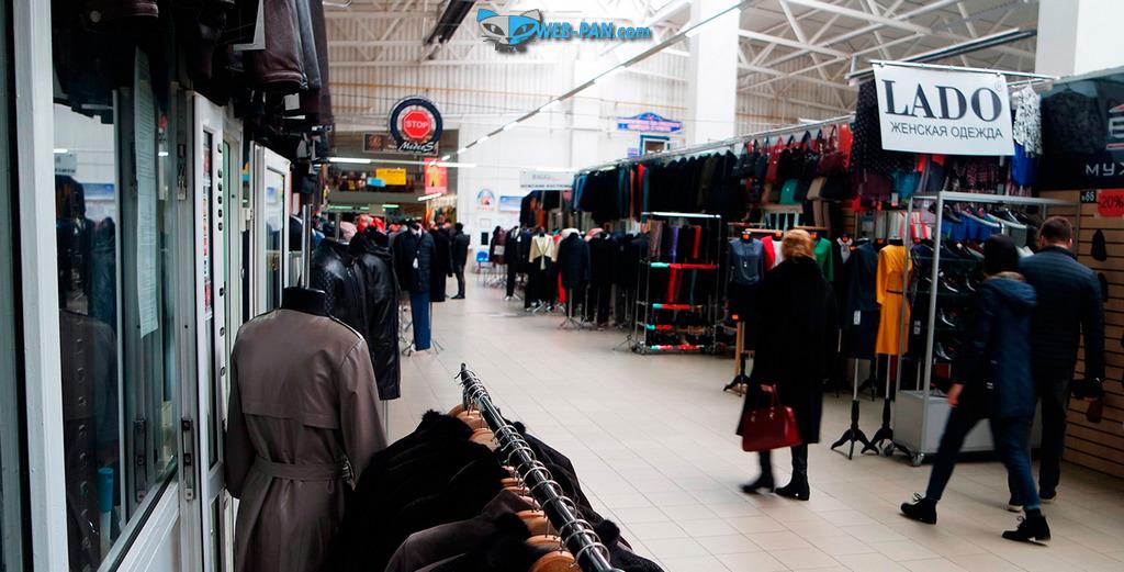 Планирую поездку на Ждановичи, за одеждой для себя, по плану...