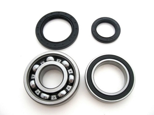 Rear Wheel Bearings and Seals Kit Yamaha YFM35FX Wolverine 350 4x4 2004 2005