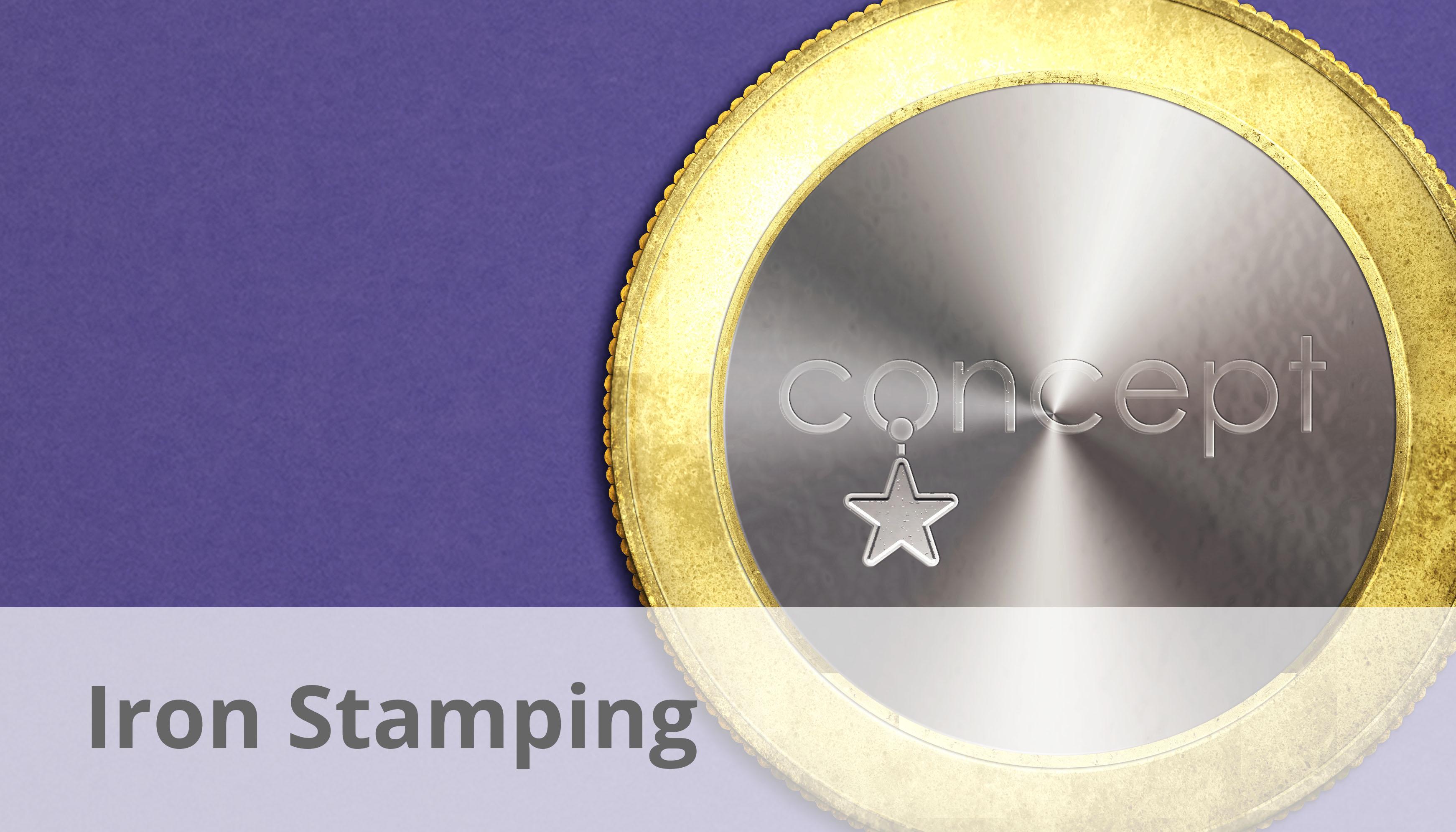 Iron Stamping