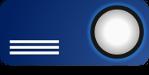 Grafik Beamer: Diese Grafik-Datei könnt ihr als Word-, GIMP- und PNG-Datei kostenlos herunterladen.