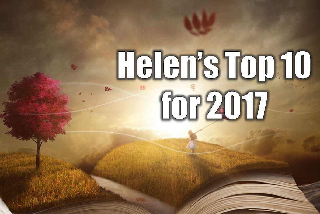 Helen's top 10 2017 reads