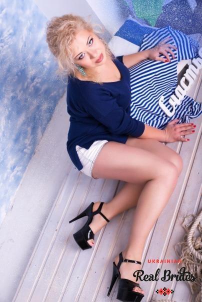 Photo gallery №6 Ukrainian lady Daria